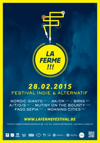La Ferme festival 2015