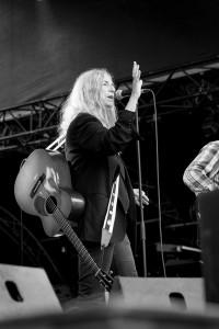 Patti Smith @ Esperanzah!