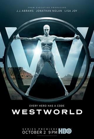 Westworld - Affiche
