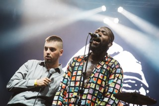 Young Fathers © Andy Tierce