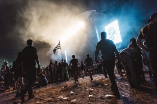 Dour Festival 2017 © Andy Tierce