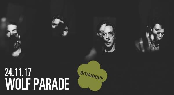 concours Wolf Parade