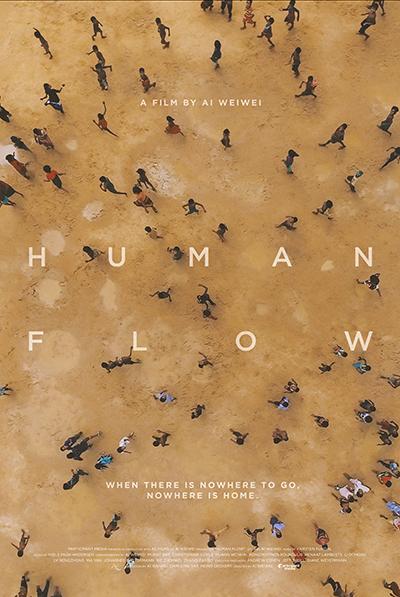 Human Flow - Ai Weiwei