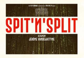 SpitNSplit affiche
