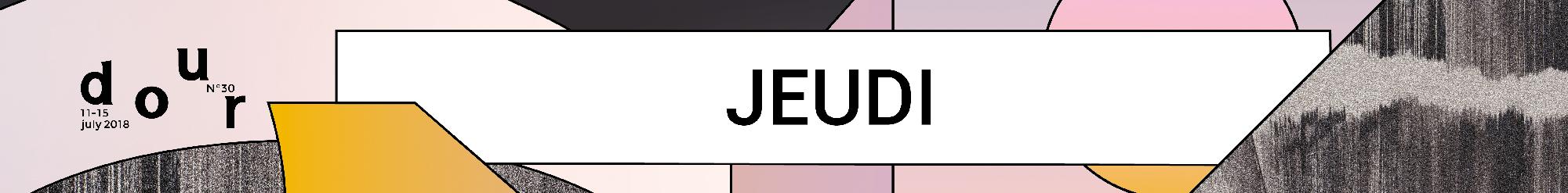 BANNER JEUDI