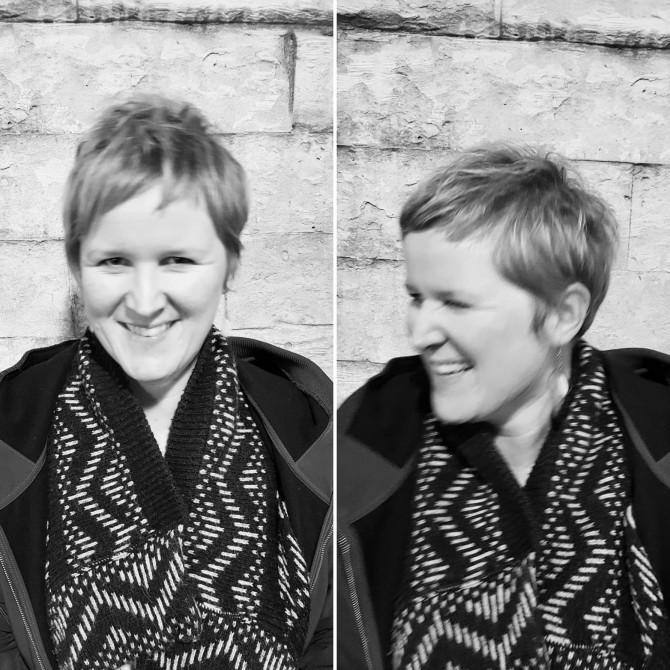 Portrait - Sylvie Trainsnel - EmpreinteS